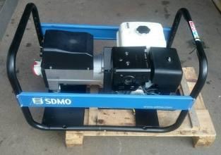 SDMO VX 220/7,5 H S