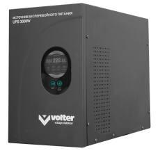 Volter UPS-3000Источник бесперебойного питания Volter UPS-3000