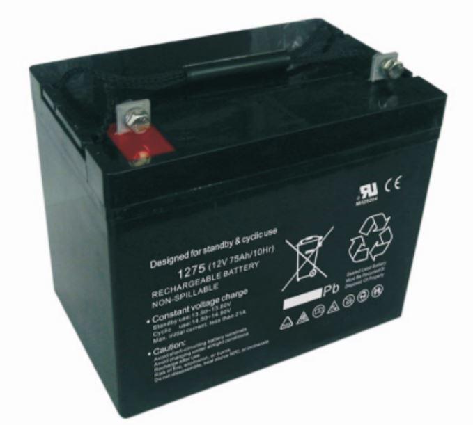 Застосування тягових акумуляторних батарей в енергетиці