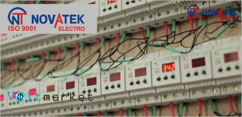 Реле напряжения Новатек-Электро