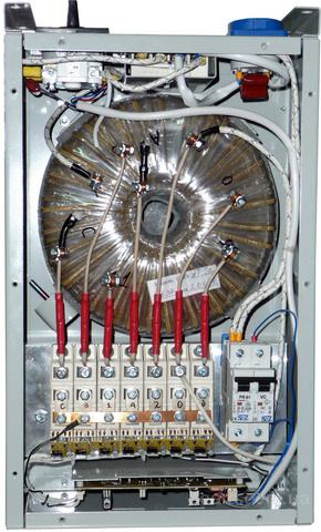 Электронный стабилизатор изнутри